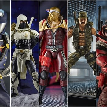 GI Joe Classified Reveals Galore From Hasbro Up For Preorder Now
