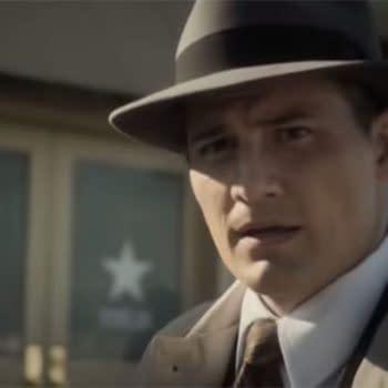 Enver Gjokaj's Daniel Sousa stars in this week's Marvel's Agents of S.H.I.E.L.D. (Image: ABC).