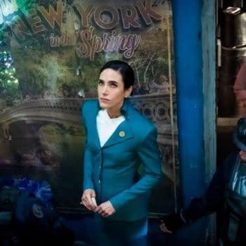 A scene from Snowpiercer season 1, episode 6 (Image: TNT)