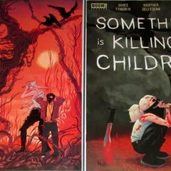 Speculator Corner: Something Is Killing The Children #7