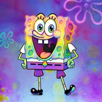 Spongebob Squarepants lives in a pineapple under the sea (Image: Nickelodeon)
