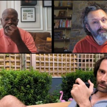 Samuel Jackson Joins David Tennant and Michael Sheen in BBC's Staged