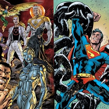 Gossip: Superman To Lead The Authority in 2021