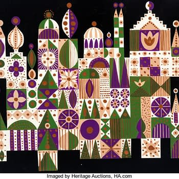 Its a Small World With These Mary Blair Concept Paintings