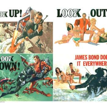 007 Bond Binge: Thunderball: Sharks, Femme Fatales, and Lawsuits?