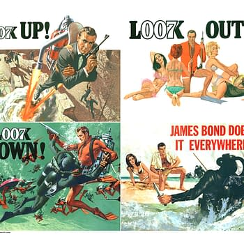 007 Bond Binge: Thunderball: Sharks Femme Fatales and Lawsuits