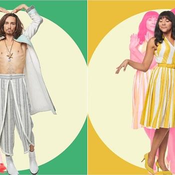The Umbrella Academy Season 2 Promotes Milk Klaus Allison Dancing