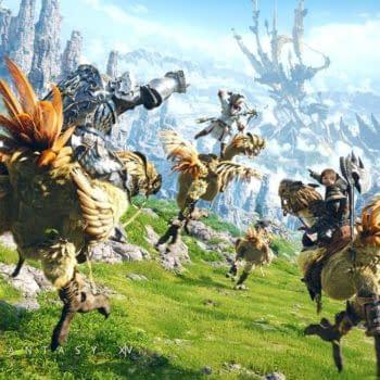 Square Enix added some Final Fantasy XIV soundtracks to streaming platforms.