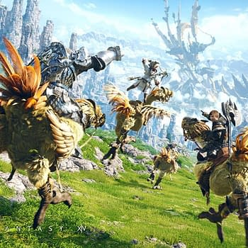 Square Enix Adds Final Fantasy XIV Playlists To Streaming Services