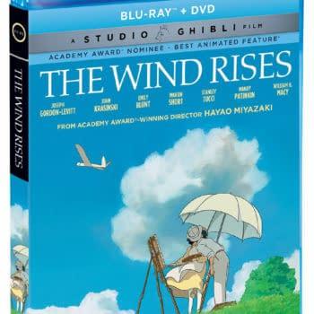Studio Ghibli Film The Wind Rises Comes To Digital & Blu-ray In Sept.