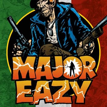 Carlos Ezquerras Major Eazy Gets a Complete Collection in 2021