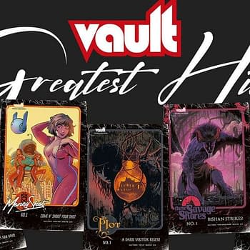 Vault Comics Enters Into Partnership With Heavy Metal