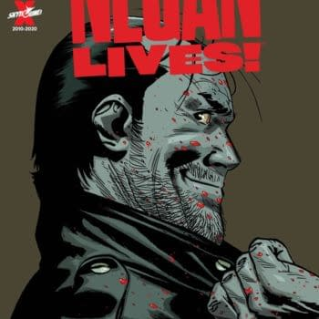 How Will Retailers Get New Walking Dead Silver and Gold Variants?