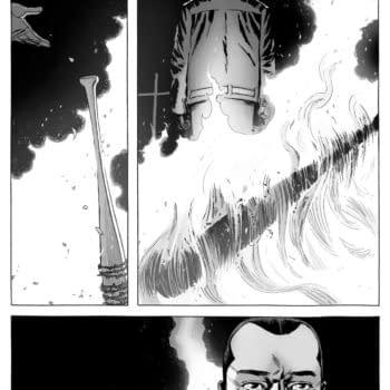 Surprise New Walking Dead Comic - Negan Lives - For July 1st