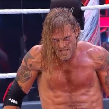 Edge Tears Tricep During Greatest Wrestling Match Ever at Backlash