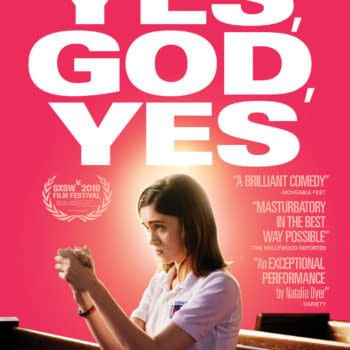 Trailer Debuts For Natalia Dyer Comedy Yes, God, Yes