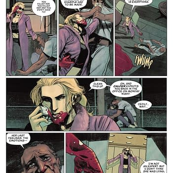 How the Vampire: The Masquerade Comic Book Splits The Story (Preview)