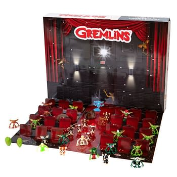 Gremlins Return This Halloween With Wacky Advent Calendar