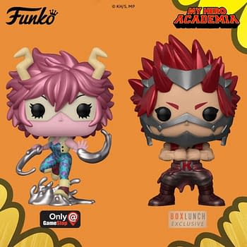 My Hero Academia Funko Pops in the Daily LITG 8th July 2020