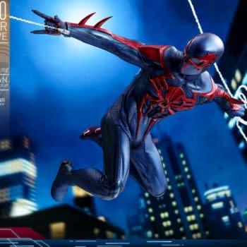 Hot Toys Toy Fair 2020 - Ragnarok Stan Lee and Spider-Man 2099