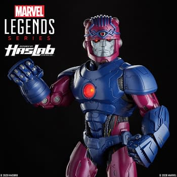 Marvel Legends Sentinel Hits 7000 Backers: Master Mold Head Unlock