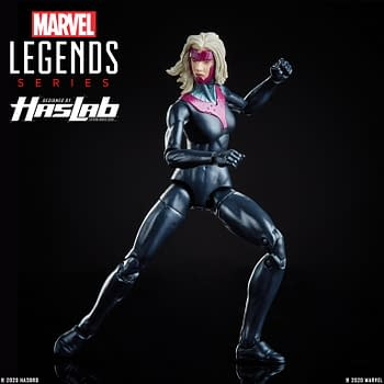 Marvel Legends Sentinel Hits 9000: Female Sentinel Prime Unlocked