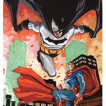 Separated At Birth &#8211 Giancarlo Caracuzzo + Lee Weeks Batman/Superman