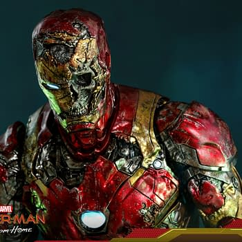 Mysterios Illusions Brings Iron Man Back to Life with Hot Toys