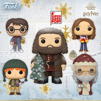 Harry Potter Gets Holiday Themed Funko Pops Coming Soon