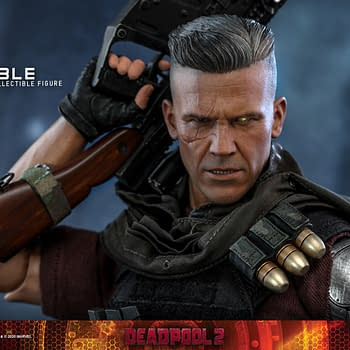 Deadpool 2 Cable Gets His Own Figure with Hot Toys