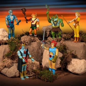 Thundercats ReAction Figures Wave 1 Now Available From Super7