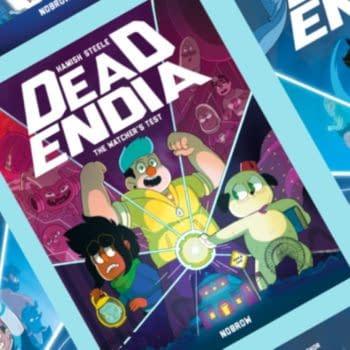 Hamish Steele's Deadendia Comic Jumps to Netflix