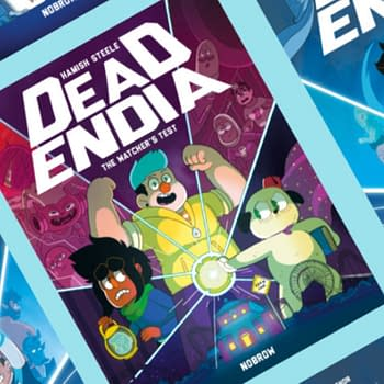 Hamish Steeles Deadendia Comic Jumps to Netflix