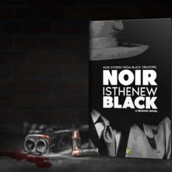 Black Noir Comic Book Anthology Comes to Kickstarter