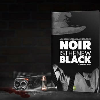 Noir Is The New Black Graphic Anthology Comes to Kickstarter