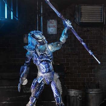NECA SDCC Reveals Number Two: Predator 2 City Demon Predator