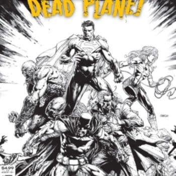 DCeased: Dead Planet #1 Gets 3rd Printing, Death Metal #1 Gets 2nd