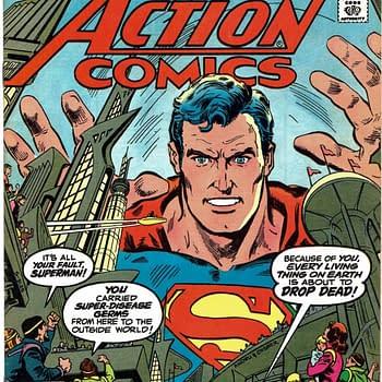 Gossip: The Future of Superman Jonathan Kent and 5G at DC Comics