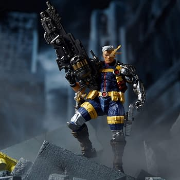 X-Mens Cable Lands in 2020 With New Revoltech Figure