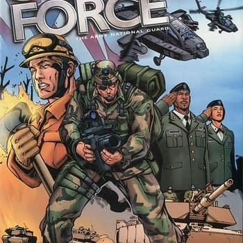 Comics &#038 Complication: War Violence and Adolescence