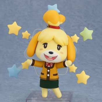 Animal Crossing Isabella Gets A Winter Version Nendoroid Re-Release