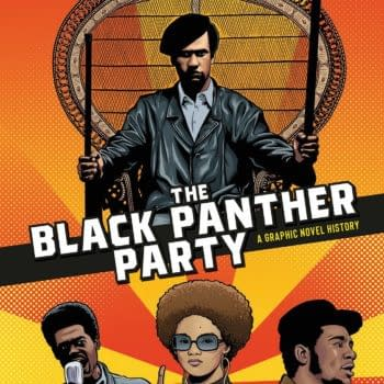 David F Walker Talks Black Panther Party GN For Comic-Con@Home Panel