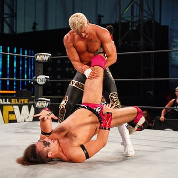 Cody Rhodes QT Marshall Launch Nightmare Academy Wrestling Camps