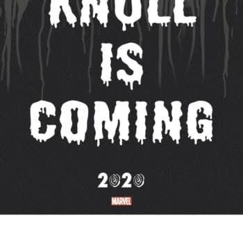 Marvel Comics Announces Upcoming Knull Crossover Event