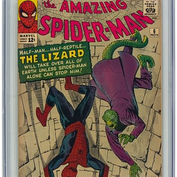 One Of The Nicest Copies Of Amazing Spider-Man #6 Ever Up For Auction