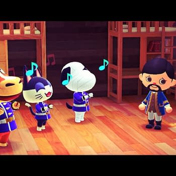Hamilton Has Been Recreated In Animal Crossing: New Horizons