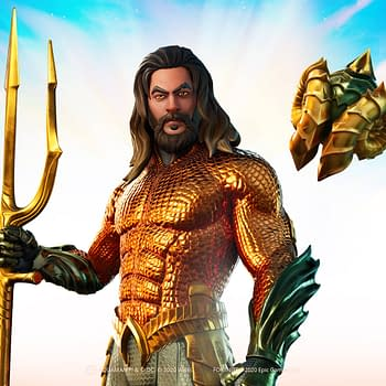 Aquaman &#038 The Renegade Emote Have Dropped Into Fortnite