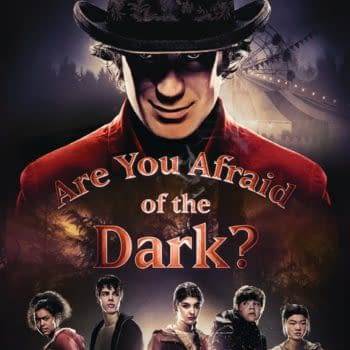 Giveaway: A DVD Copy Of Are You Afraid Of The Dark?