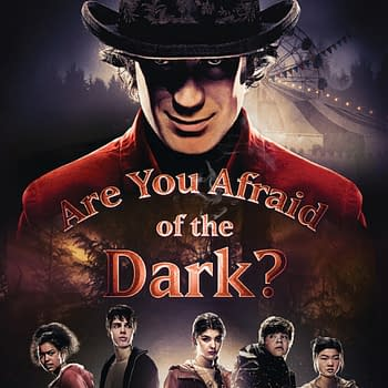 Giveaway: A DVD Copy Of Are You Afraid Of The Dark