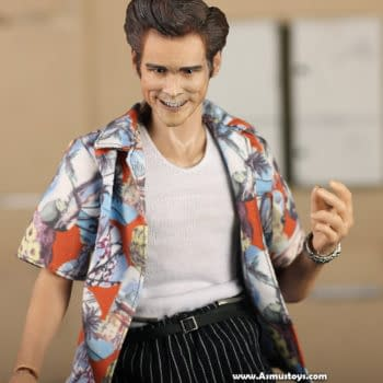 Ace Ventura Pet Detective Comes to Life with Asmus Toys